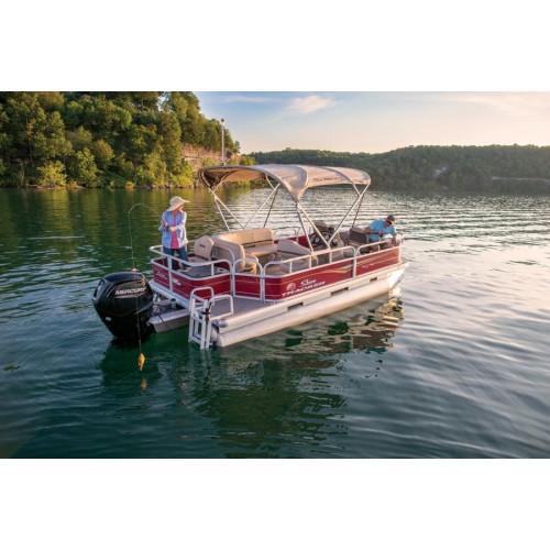 BASS BUGGY 18 DLX loď pre rybára