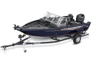 Rybársky čln TRACKER Pro Guide™ V-175 Combo