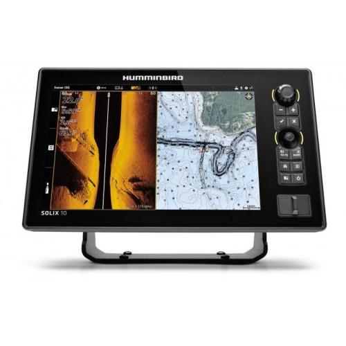 Horgász csónak Sonar Humminbird SOLIX 10 CHIRP MSI+ GPS G2