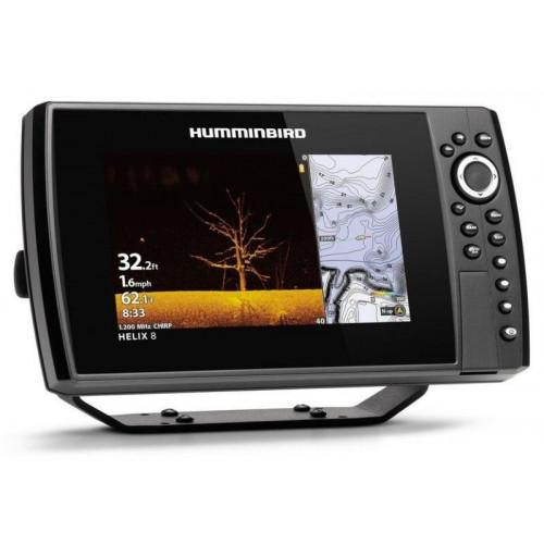 Horgász csónak Sonar Humminbird HELIX 8x CHIRP MSI+ GPS G3N