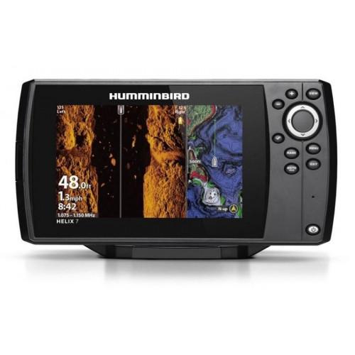 Horgász csónak Sonar Humminbird HELIX 7x CHIRP MSI GPS G3