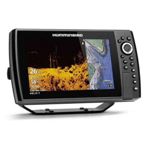 Horgász csónak Sonar Humminbird HELIX 9 CHIRP MDI+ GPS G3N