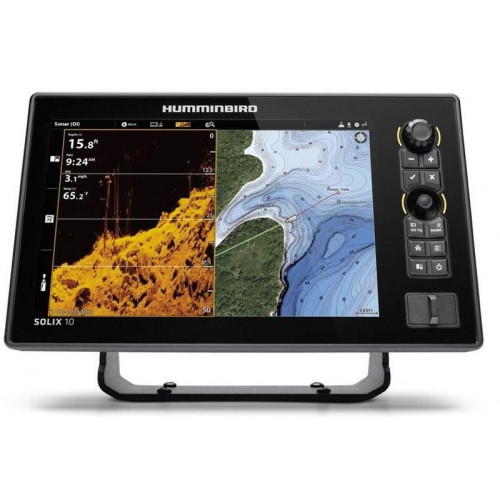 Horgász csónak Sonar Humminbird SOLIX 10 CHIRP DS/MDI+ GPS G2 (BEZ SONDY)