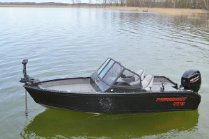 Rybársky čln PowerBoat 470 SC