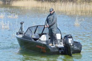 Rybársky čln PowerBoat 470 DC Set Nr.3