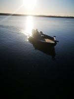 Rybársky čln PowerBoat 475 SC Set Nr.1