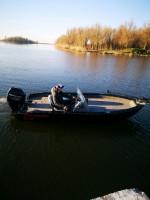 Rybársky čln PowerBoat 475 SC Set Nr.2