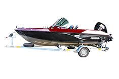 Referencia Finval FishPro 505 MC + Honda BF 100, Sobótka